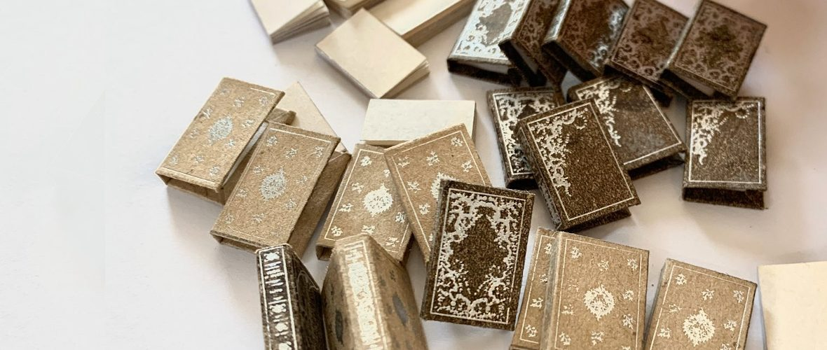 Gilding Book Covers