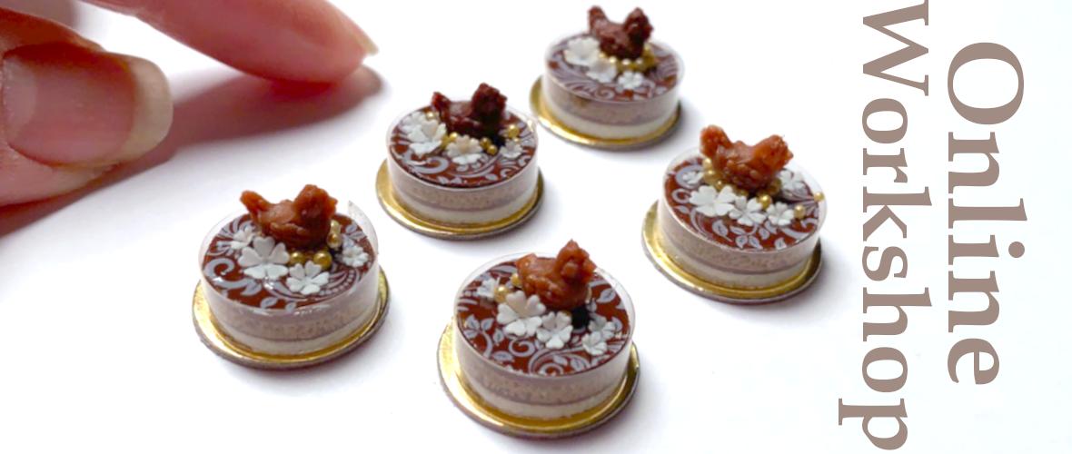 Online Workshop: Chocolate Hen Cakes